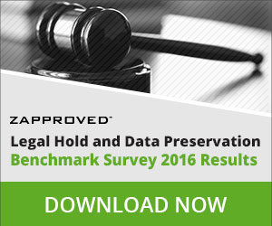 Benchmark Survey is the industry's most extensive survey series focused on legal data preservation and collections practices.