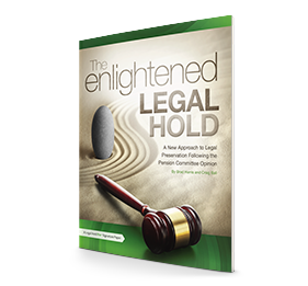 Enlightened Legal Hold