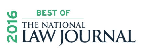 Best of National Law Journal 2016