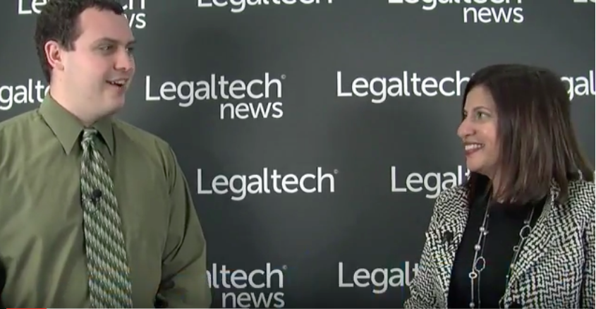 Zach Warren of Legaltech News Interviews Monica Enand, CEO and Founder of Zapproved.