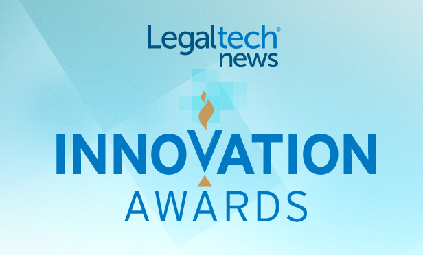 Legaltech News Innovation Awards