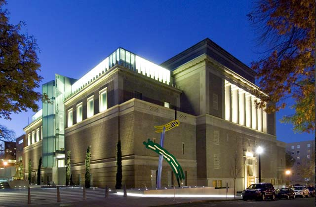 PREX17 Venue is the Portland Art Museum