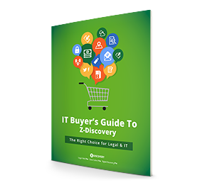 Whitepaper: IT Buyer's Guide To Zapproved | The Right Choice for Legal & IT