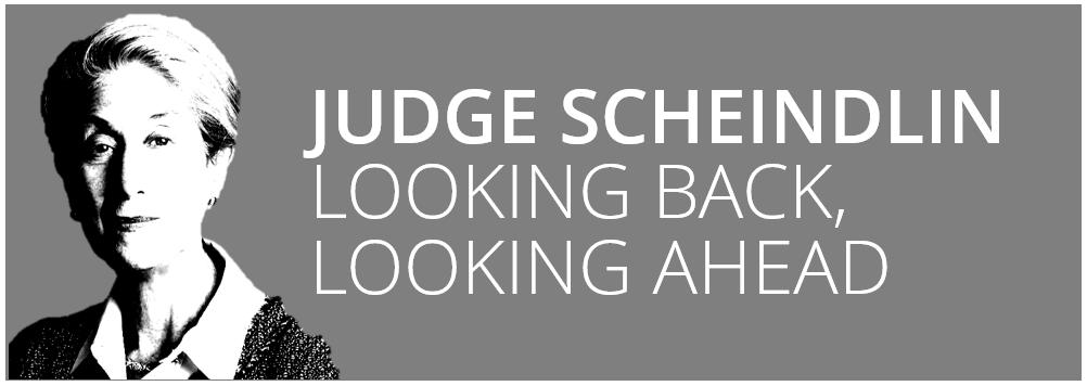 Judge Shira Scheindlin PREX16 Keynote: Looking Back, Looking Ahead