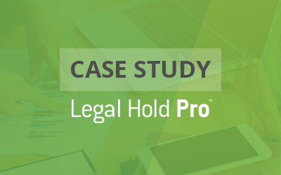 Legal Hold Case Study: Brett Tarr Doubles Hold Acceptance Rate