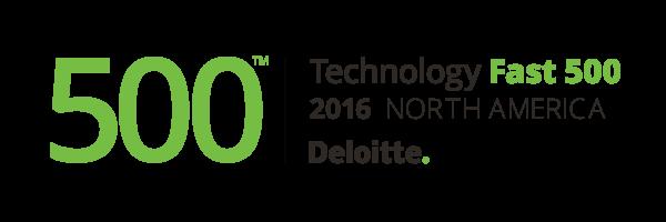 Deloitte 2016 Technology Fast 500