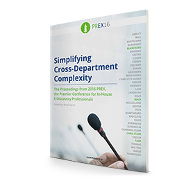 Simplifying Cross-Department Complexity