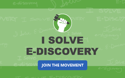 Embrace the I Solve Ediscovery Manifesto and Earn Rewards