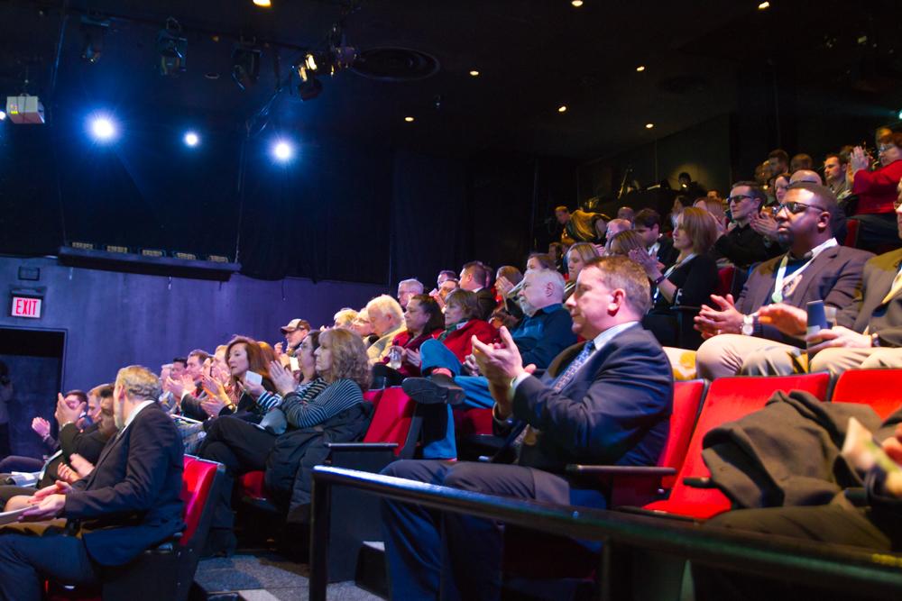 2017 Corporate E-Discovery Hero Awards audience