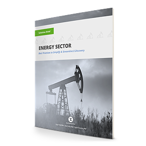 Zapproved Solution Brief: Energy Industry