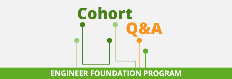 Icon for Engineer Foundation Program Series Q & A