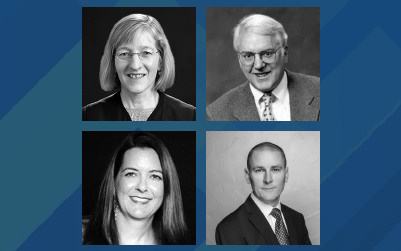 PREX17 featured speakers: Hon. Elizabeth LaPorte, Tom Allman, Steve Watson and Jana Limer Mills