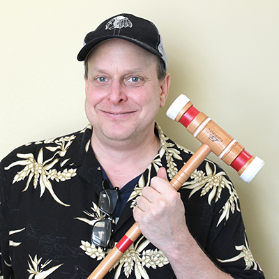 Director of Engineering Chris Baker