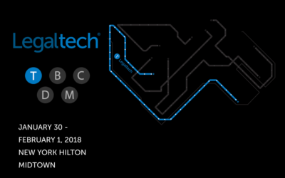 Legaltech NY: Your 9 Session Schedule for Ediscovery