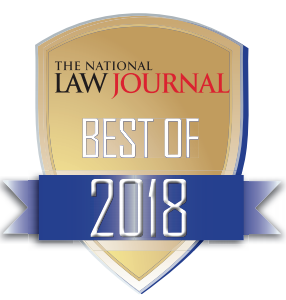 The National Law Journal Best of 2018