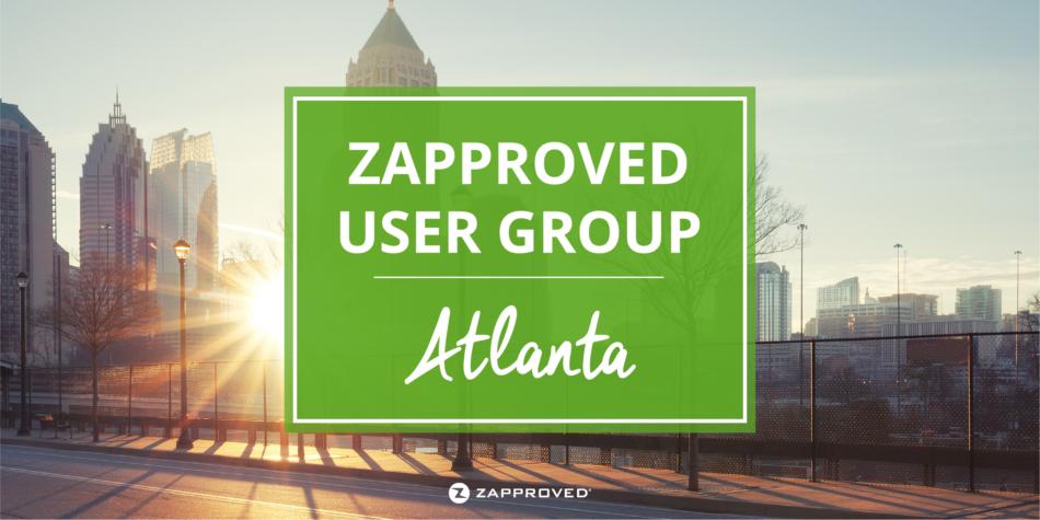 Zapproved User Group 2018 in Atlanta Georgia