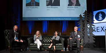 Keynote Fireside Chat: Ediscovery in the Fortune 500