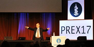 Closing Keynote Address From PREX 2017
