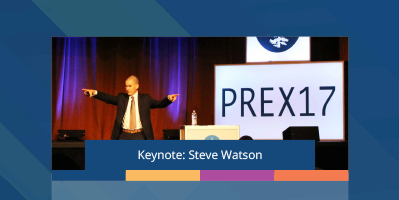 A Look Into the Future: The Closing Keynote Address From PREX17