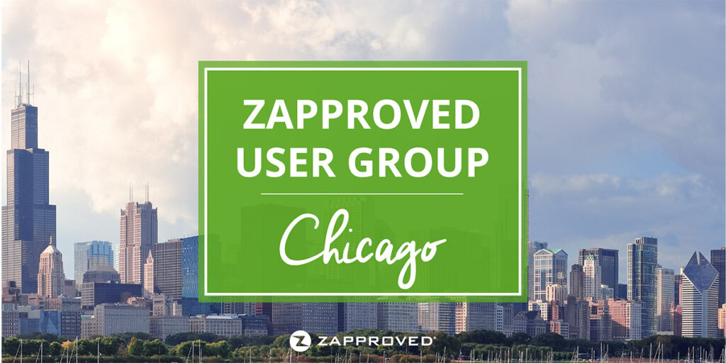 Zapproved User Group Chicago June 2018