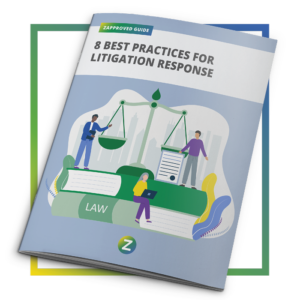 8 Best Practices for Litigation Readiness