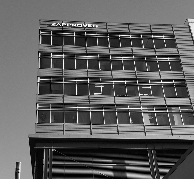 Zapproved, Portland HQ