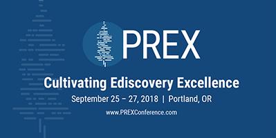 PREX 2018 Logo