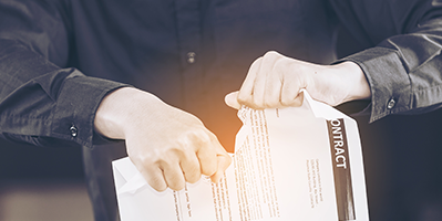 ediscovery case law breaking contract