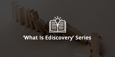 ediscovery trigger event