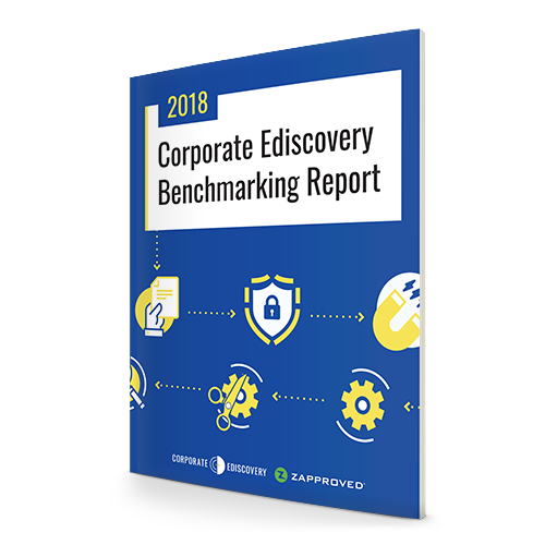 2018 Corporate Ediscovery Benchmarking Report