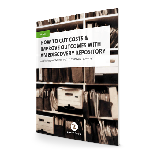 How to Cut Costs & Improve Outcomes With an Ediscovery Repository