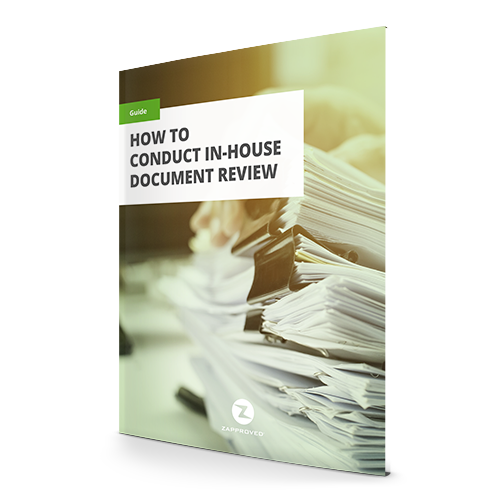 How to Conduct In-house Document Review