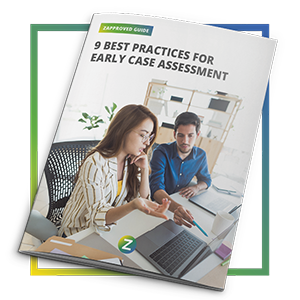 9 Best Practices for Early Case Assessment