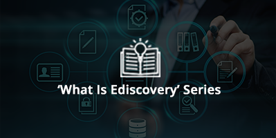 ediscovery data mapping