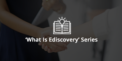 What Is Cooperation in Ediscovery?