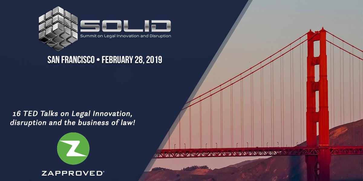 Solid West Branding on top of the Golden Gate Bridge