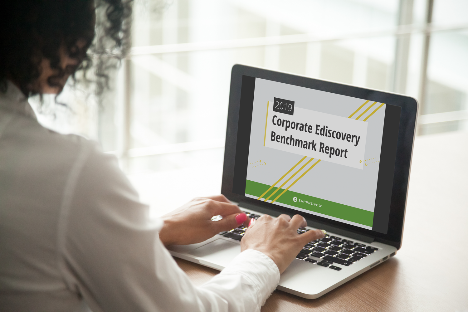 2019 Corporate Ediscovery Benchmark Report | Zapproved
