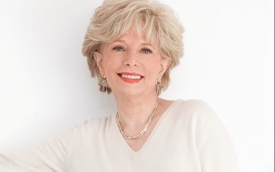 Welcoming Lesley Stahl as 2020 Hero Awards Guest Speaker
