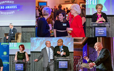 Ediscovery Luminaries Dazzle at 2020 Hero Awards