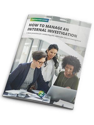 Guide: How To Manage An Internal Investigation