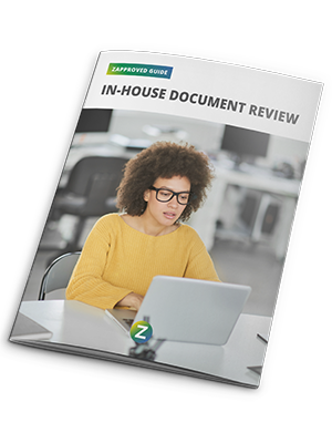In-House Document Review Guide