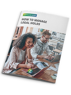 How To Manage Legal Holds Guide