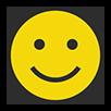 Friendly Smile Icon