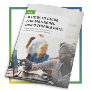 Managing Discoverable Data