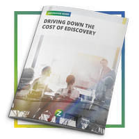 Check out our Driving Down the Cost of Ediscovery guide for a deeper dive and checklist!