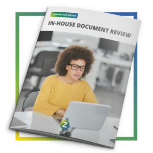 Guide: In-House Document Review