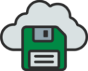 Cloud Save Icon