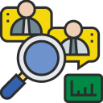 Visibility and Reporting Icon