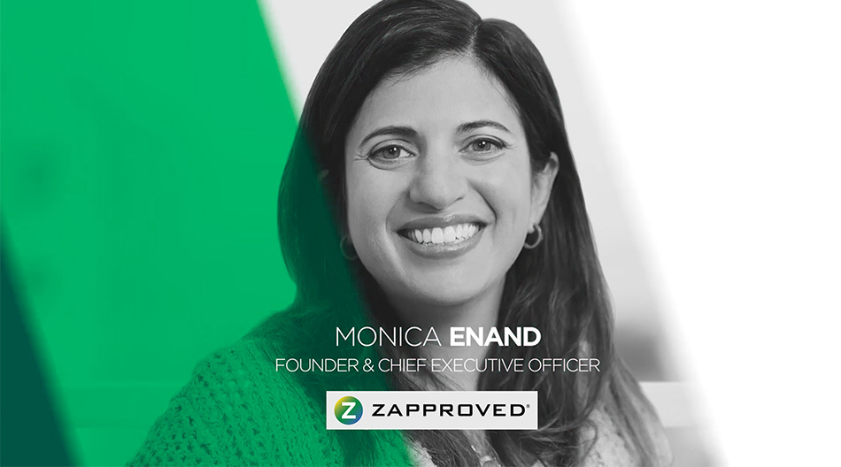 Monica Enand, CEO at Zapproved