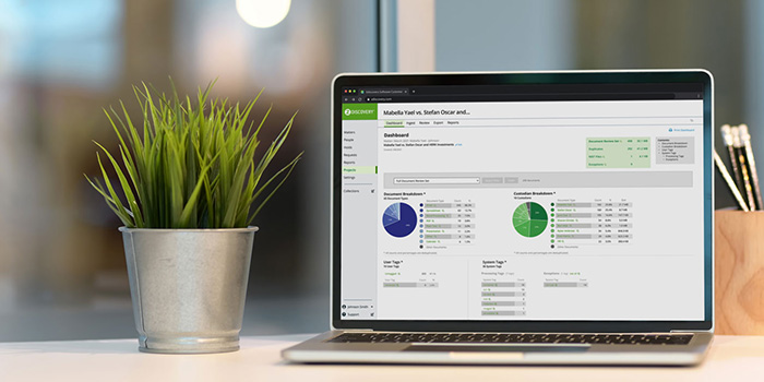 Product Showcase: Ediscovery is Complicated. Your Ediscovery Software Shouldn't Be. Welcome to the ZDiscovery